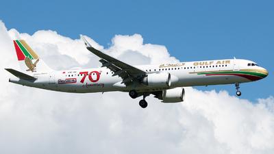 A9C-NB - Airbus A321-253NX - Gulf Air