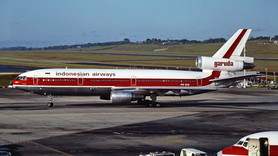 PK-GIA - McDonnell Douglas DC-10-30 - Garuda Indonesia