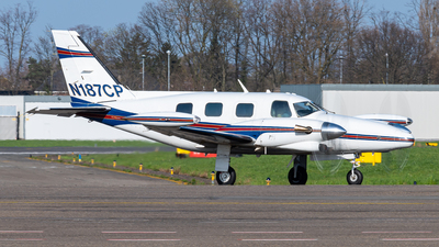 N187CP - Piper PA-31T Cheyenne - Private