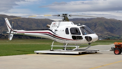 ZK-HFF - Eurocopter AS 350B2 Ecureuil - Wanaka Helicopters