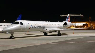 A picture of N627AE - Embraer ERJ145LR - American Airlines - © Craig L Baldwin