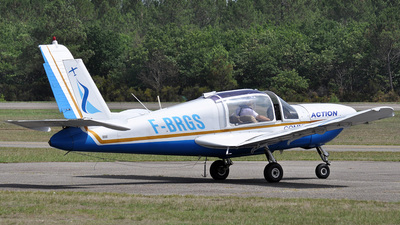 F-BRGS - Socata MS-893A Rallye Commodore - Private