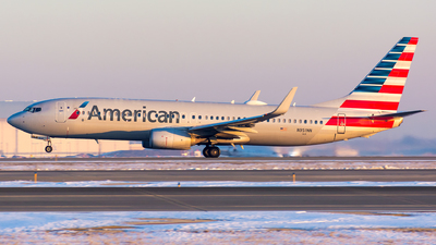 A picture of N951NN - Boeing 737823 - American Airlines - © Kevin Cargo