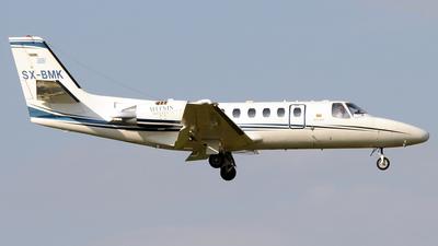SX-BMK - Cessna 550B Citation Bravo - IFLY