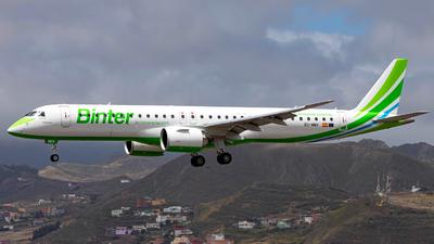 EC-NNV - Embraer 190-400STD - Binter Canarias