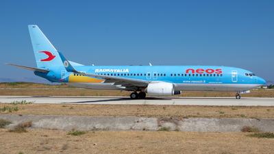 I-NEOZ - Boeing 737-86N - Neos