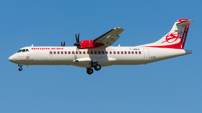 F-WWEK - ATR 72-212A(600) - Alliance Air
