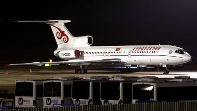 EX-00001 - Tupolev Tu-154M - Kyrgyzstan - Government