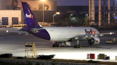 A picture of N667FE - Airbus A300F4605R - FedEx - © Brian