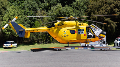 ZK-HES - MBB BK117B-2 - Phillips Search & Rescue