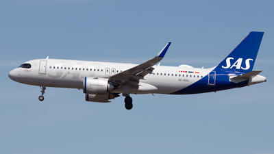 A picture of SEROU - Airbus A320251N - SAS - © PAUL LINK