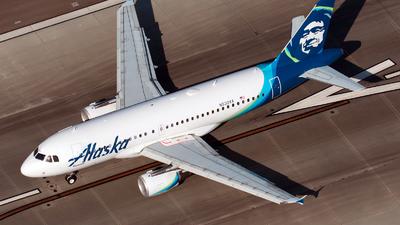 A picture of N530VA - Airbus A319112 - [3686] - © William Vignes
