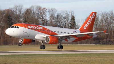 OE-LQB - Airbus A319-111 - easyJet Europe