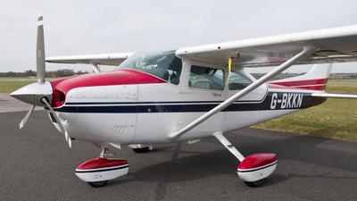 G-BKKN - Cessna 182R Skylane - Private
