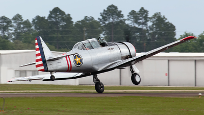 N9790Z - North American AT-6 Texan - Private