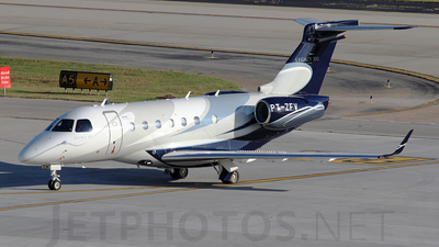 A picture of PTZFV - Embraer Legacy 500 - [55000003] - © Mike Ward