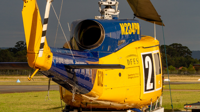 N234PH - Bell 214B-1 - McDermott Aviation