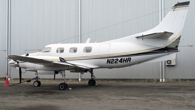 N224HR - Swearingen SA226-T Merlin IIIA - Private