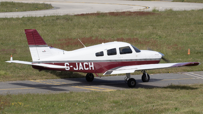 G-JACH - Piper PA-28-181 Archer III - Private