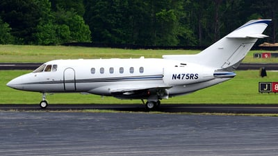 N475RS - Raytheon Hawker 800XP - Private