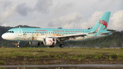 A picture of B8433 - Airbus A320214 - Loong Air - © SEN BAI