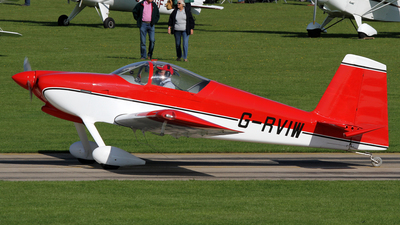 A picture of GRVIW - Van's RV9 - [PFA 32013924] - © Terry Figg