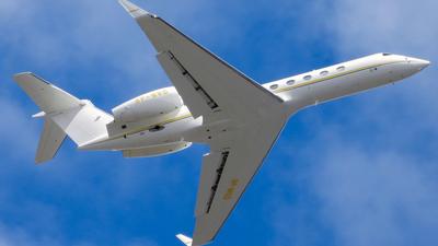 8P-MSD - Gulfstream G550 - Private