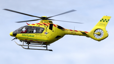 LN-OOZ - Eurocopter EC 135P3 - Nordic Air Ambulance