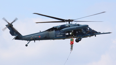 88-4606 - Mitsubishi UH-60J - Japan - Air Self Defence Force (JASDF)