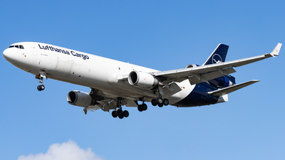 A picture of DALCB - McDonnell Douglas MD11F - Lufthansa Cargo - © Mika Abs
