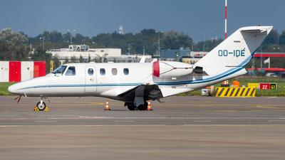 OO-IDE - Cessna 525 CitationJet 1 - Air Service Liège (ASL)