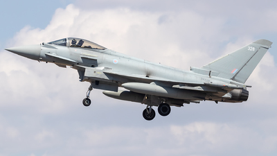 ZK328 - Eurofighter Typhoon FGR.4 - United Kingdom - Royal Air Force (RAF)