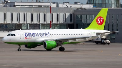 VP-BTN - Airbus A319-114 - S7 Airlines