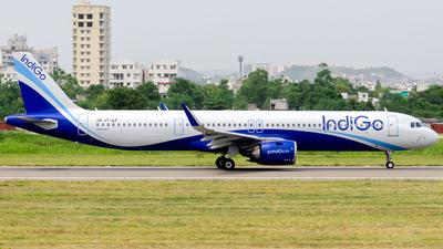 VT-ILF - Airbus A321-251NX - IndiGo Airlines