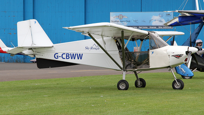 A picture of GCBWW - SkyRanger Swift 912(1) - [BMAA/HB/232] - © Ian Howat