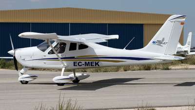 EC-MEK - Tecnam P92 Eaglet Light Sport - Private
