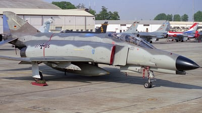 37-06 - McDonnell Douglas F-4F Phantom II - Germany - Air Force