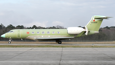 N720GD - Gulfstream G600 - Gulfstream Aerospace