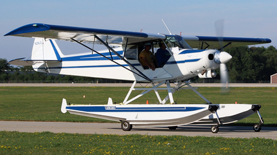 N29LG - Piper PA-18-150 Super Cub - Private