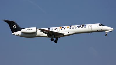 G-RJXI - Embraer ERJ-145EP - bmi Regional