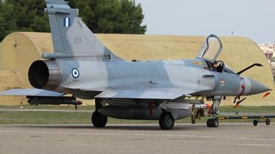 553 - Dassault Mirage 2000-5EG - Greece - Air Force