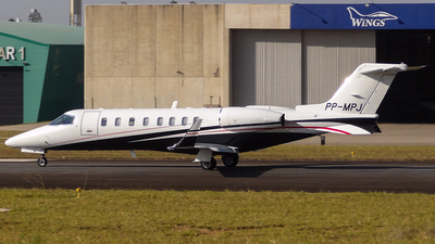 PP-MPJ - Bombardier Learjet 45 - Private