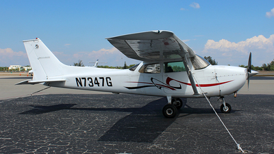 N7347G - Cessna 172K Skyhawk - Private
