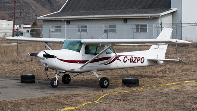 A picture of CGZPO - Cessna 152 - [15285816] - © Santiago Arias