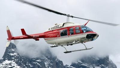 A picture of CFSKR - Bell 206L1 LongRanger II - [45607] - © Mike Klaybourne