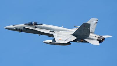 C.15-35 - McDonnell Douglas EF-18A+ Hornet - Spain - Air Force