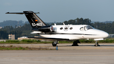 EC-NGX - Cessna 510 Citation Mustang - Private