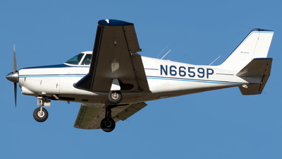 N6659P - Piper PA-24-250 Comanche - Private