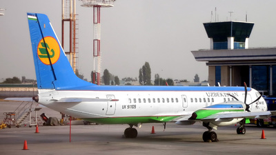 UK-91109 - Ilyushin IL-114-100 - Uzbekistan Airways