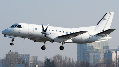 UR-ELV - Saab 340B - Air Urga